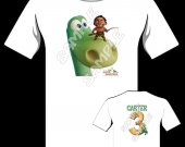 The Good Dinosaur  Personalized T shirt #6-1
