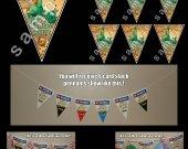 The Good Dinosaur  6 Triangle Pennants Banner #1