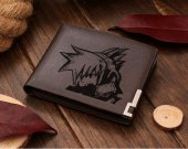 The World Ends With You Leather Wallet #B