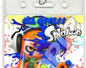 Splatoon Set of 12 VIP Party Invitation Passes or Party Favors - Style 2