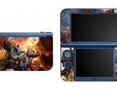Warhammer NEW Nintendo 3DS XL LL Vinyl Skin Decal Sticker