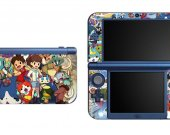 Yo-Kai Watch NEW Nintendo 3DS XL LL Vinyl Skin Decal Sticker