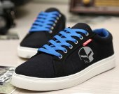 Corvette Racing Jake Canvas Sneakers Sport Casual Shoes