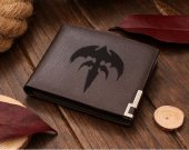 QUEENSRYCHE TRI- RYCHE Leather Wallet