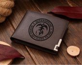 QUEENSRYCHE RAGE FOR ORDER Leather Wallet