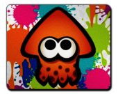 Splatoon Squid MOUSEPAD Mouse Mat Pad