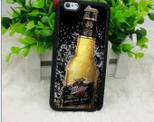 It's Miller Time  Iphone 6 / Iphone 6 Plus Plastic Hard Case Also fit 6S