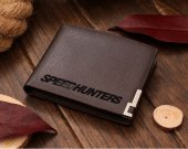 SPEEDHUNTERS Leather Wallet