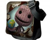 Little Big Planet Sack Boy Messenger Shoulder Bag