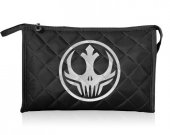 Darkside Alliance Symbol Logo Fabric Cosmetic Makeup Bag