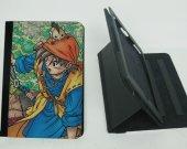 Dragon Quest Ipad Mini 1 /2 / 3 Protective Fold Leather Smart Cover case