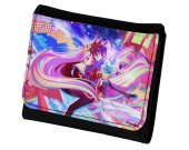 No Game No Life PU Leather Wallet