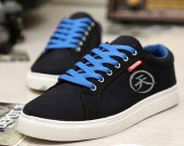 Street Fighter Akuma Canvas Sneakers Sport Casual Shoes