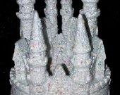 Wedding Cake Topper Cinderella Castle Small
