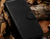 """Retro Style Leather Case For Iphone 6 4.7"""" Luxury Phone Bag For Iphone With Card Slot And Bill Site Brand New Black Case^black case"""