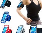 Slim Trendy 5.1 Inch Sport Armband For Samsung Galaxy S5/S4/S3 And Other Cellphones(Multi Color)^