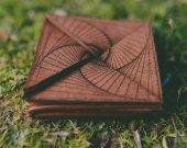 Billfold Handmade Leather Wallet