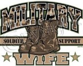 Military Wife   T shirt.Size SM-6XL.Many Colors..