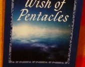 "Book Signed By Author Supernatural Love Story ""Wish of Pentacles"""