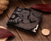 One Punch Man Genos Leather Wallet