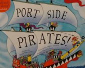 Port Side Pirates Barefoot Books Children's Book  Singalong CD