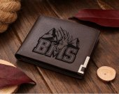BLUE MOUNTAIN STATE Leather Wallet