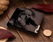 Game of Thrones Daenerys Mother of Dragons Leather Wallet