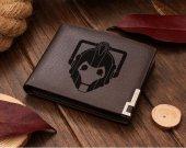 Doctor Who Cyberman Leather Wallet
