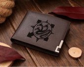 Hydra Dominatus Leather Wallet