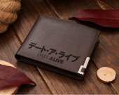Date A Live Popular Leather Wallet