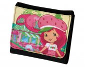 Strawberry Shortcake PU Leather Wallet