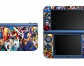 Project X Zone NEW Nintendo 3DS XL LL Vinyl Skin Decal Sticker