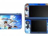 Kid Icarus Uprising NEW Nintendo 3DS XL LL Vinyl Skin Decal Sticker