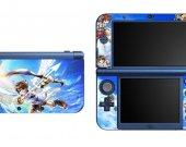 Kid Icarus Uprising NEW Nintendo 3DS XL LL Vinyl Skin Decal Sticker