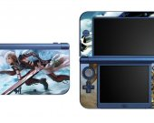 Final Fantasy 13 XIII Lightning Returns NEW Nintendo 3DS XL LL Vinyl Skin Decal Sticker