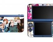 Axis Powers Hetalia NEW Nintendo 3DS XL LL Vinyl Skin Decal Sticker