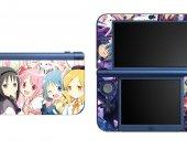 Puella Magi Madoka Magica NEW Nintendo 3DS XL LL Vinyl Skin Decal Sticker