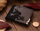 Scarface Al Leather Wallet
