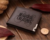Beautiful Creatures Leather Wallet