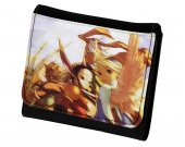 Breath of Fire PU Leather Wallet