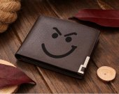 Bon Jovi Have A Nice Day Smirk Leather Wallet