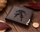 Wolverine Leather Wallet #B