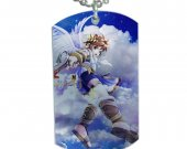 Kid Icarus Uprising Dog Tag Pendant Necklace