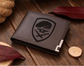 Medal of Honor Ranger Leather Wallet