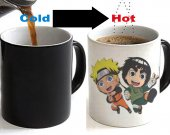 Naruto Powerful Shippuden Color Changing Ceramic Coffee Mug CUP 11oz