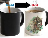 Rune Factory Color Changing Ceramic Coffee Mug CUP 11oz