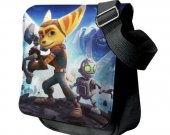 Ratchet & Clank Messenger Shoulder Bag