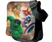 Lego Marvel Heros Messenger Shoulder Bag