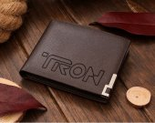 Tron Leather Wallet