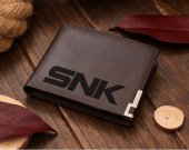 SNK Leather Wallet